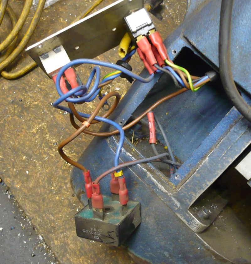 Wiring Diagram Whatever The Potted Box Was Went Across Terminals A